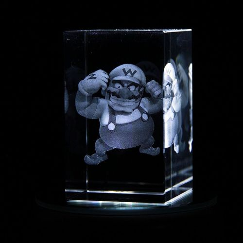 JUST IN - 80x50x50 Wario (Nintendo)