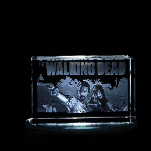 JUST IN - 80x50x50 The Walking Dead. (TWD)