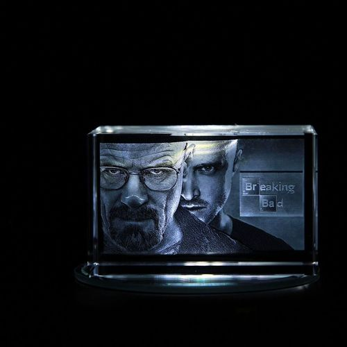 JUST IN - 80x50x50 Breaking Bad.