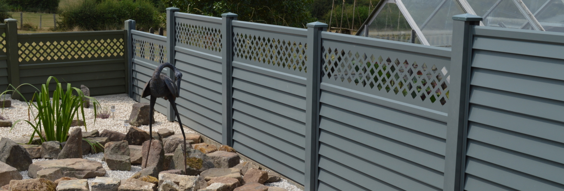 Permafence | The ultra high quality metal fence