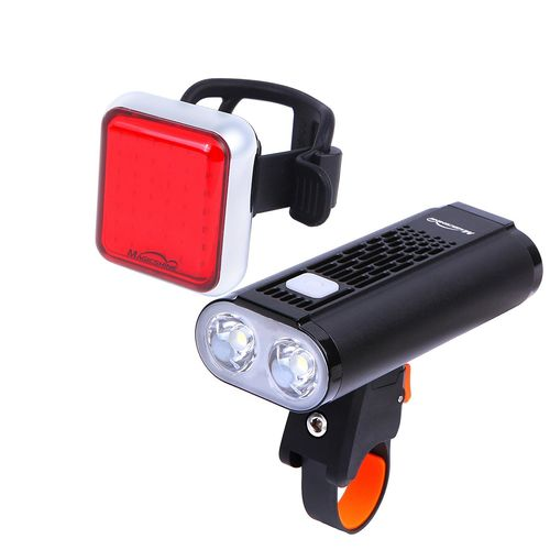 Magicshine Monteer 1400 + Seemee 60 Bike Light Set