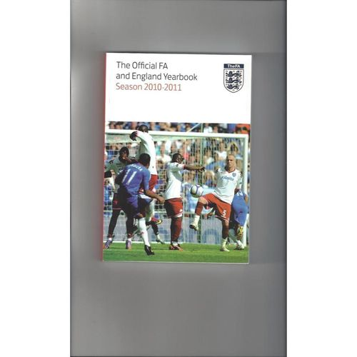 The Official FA & England Year Book 2010/11