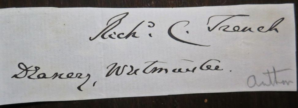 Welsh Interest Collectables, Collectors Autographs & Letters , Mystery Vintage and Antique Collectables