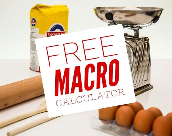 FREE Macro Calculator