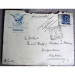 Randall Davidson Archbishop of Canterbury Signed 1906 Envelope