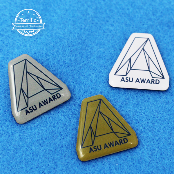We are really pleased with the badges.