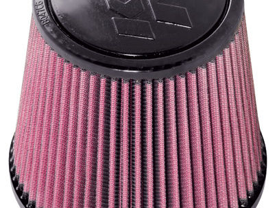 K&N Air Filter - +8