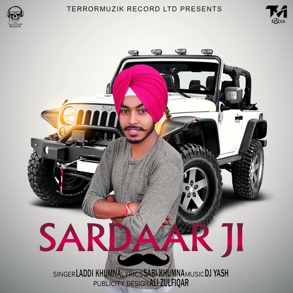 Introducing: Laddi Khumna's Sardaar Ji
