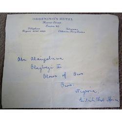 Unidentified Oba Alaiyeluwa Olagbegi II Olowo of Owo (wrong?)