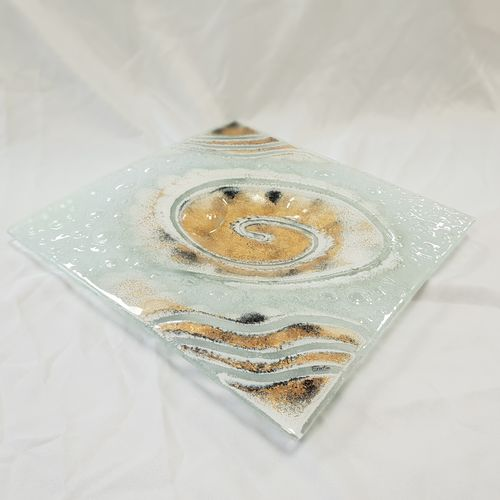 Gold - Large Plate