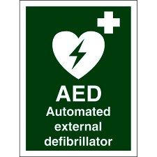 Automatic External Defibrillator (AED) Training