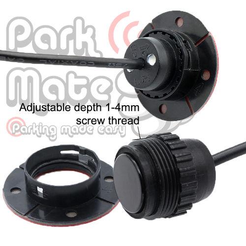 Audio Buzzer Flush Fit Rear Parking Sensors Park Mate PM120