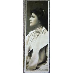 Gertrude Elliott Photo Post Card
