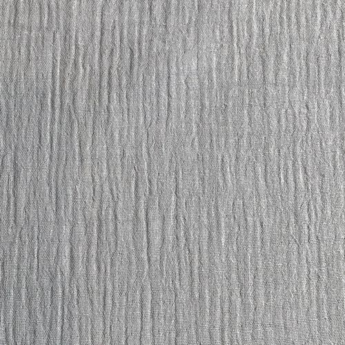 Grey Double Cotton Gauze