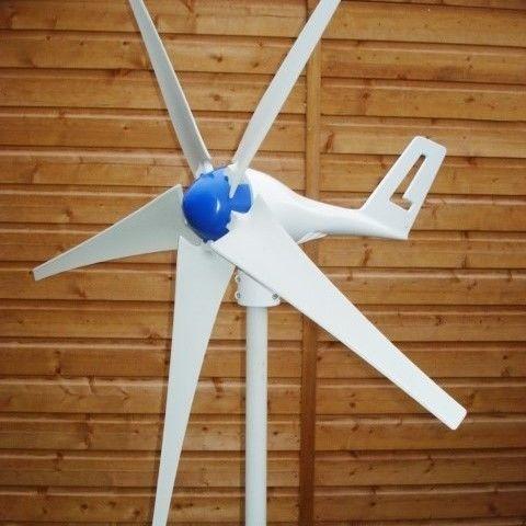 12V 500W Maximum Output DC Wind Turbine