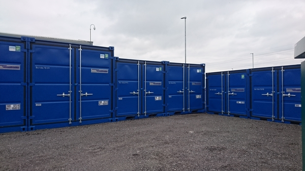 Our Self Storage Unit range has been extended!