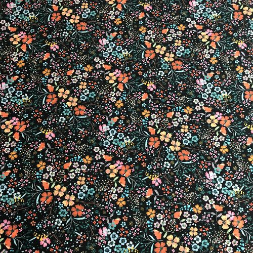Lady McElroy Posey Passion Cotton Lawn