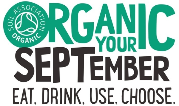 September is Organic Month...and Heavenly Green is getting involved!