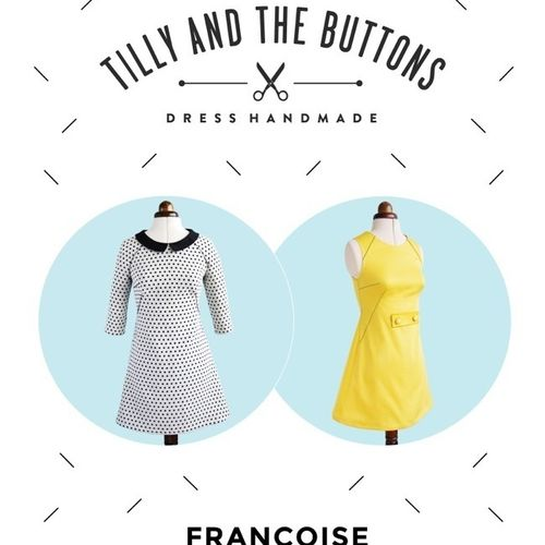 Tilly And The Buttons Francoise
