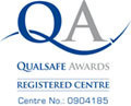 Qualsafe awards accredited first aid