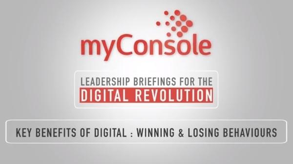 Key Benefits of Digital - Winning and Losing Behavious