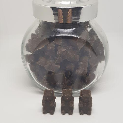 Chocolate Teddy Jar