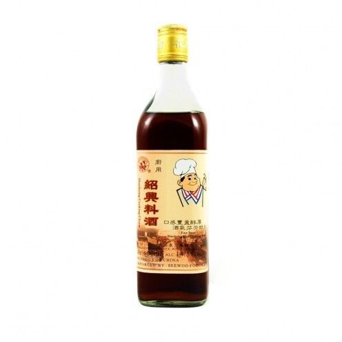 Brotherhood Shaoxing Rice Cooking Wine 12x600ml/case