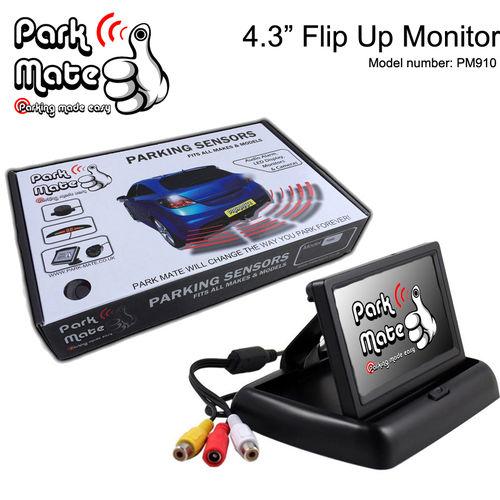 4.3'' Flip Up TFT LCD Monitor PM910