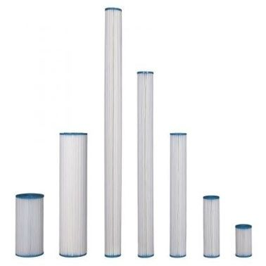 Water filter cartridges