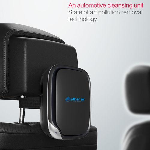 Automotive Air Cleansing Unit