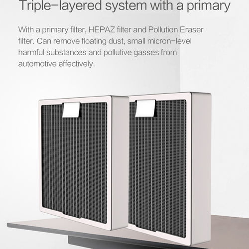 Triple Layered Filter