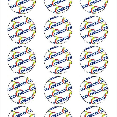 NEW 15 Circles (50mm)