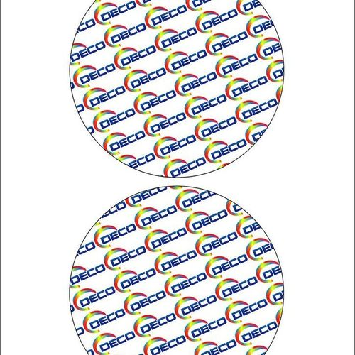 2 Circles (127mm)