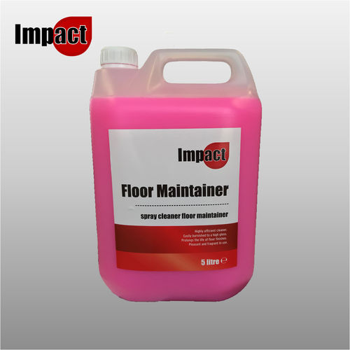 Impact Floor Maintainer