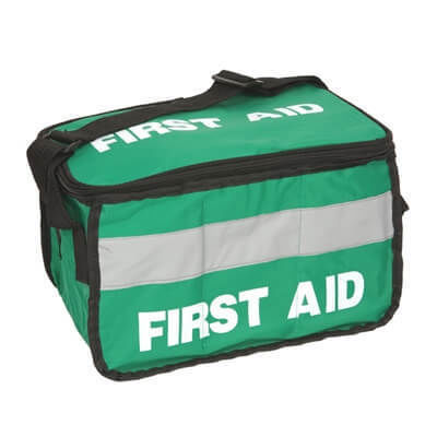 Empty First Aid Haversack