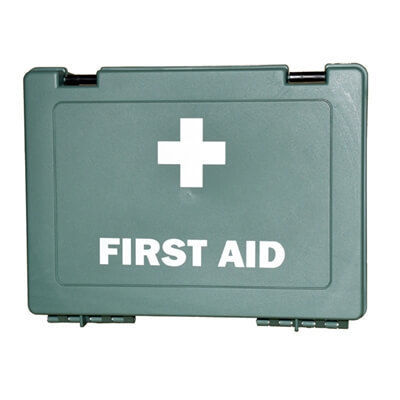 Empty First Aid Box -1 to 10 Person
