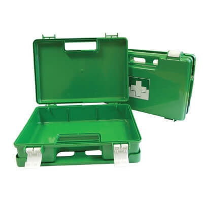 Empty Waterproof First Aid Box - 1-10 Person