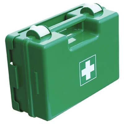 Empty Waterproof First Aid Box - 1-20 Person