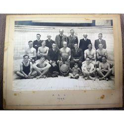 Penarth Swimming Club 1942 Team Photograph