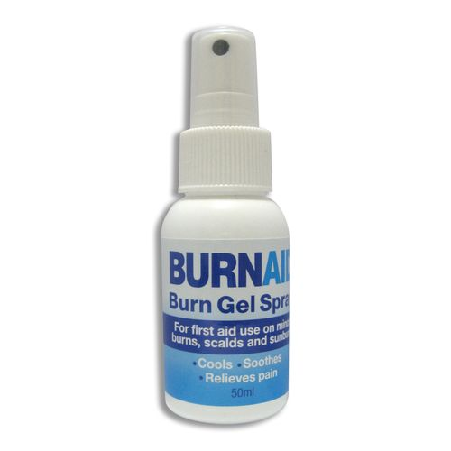 Burn Gel Spray - 50ml