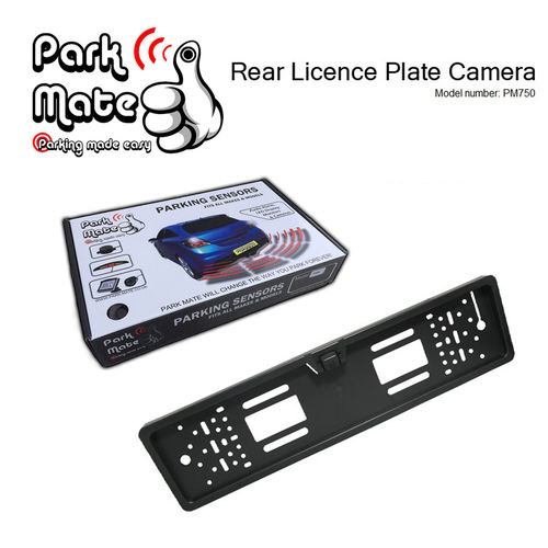 Rear Licence Plate Camera Surround PM750