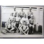 Penarth Junior Water Polo Team 1948 (Coach Ted Rees)
