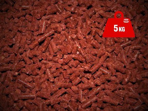 Bloodworm Pellets - 5kg