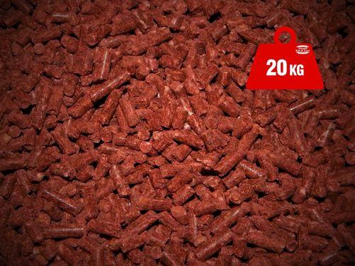 Bloodworm Pellets - 20kg
