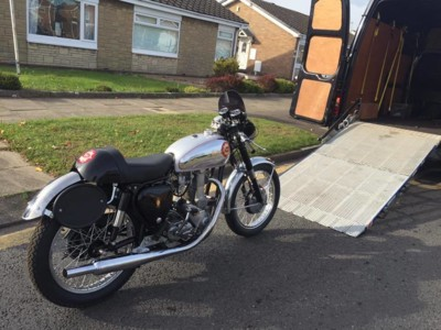 Motorcycle Transport, Motorbike Collection UK, Motorbike Delivery UK