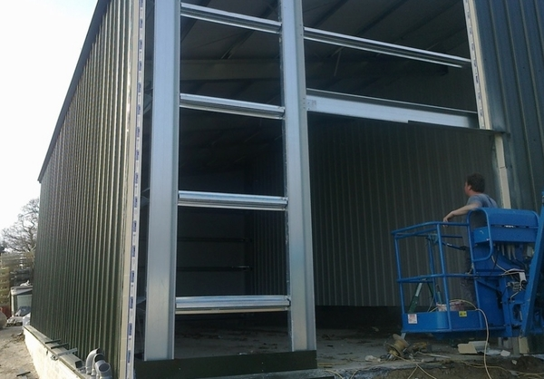 How to Insulate a Steel Building
