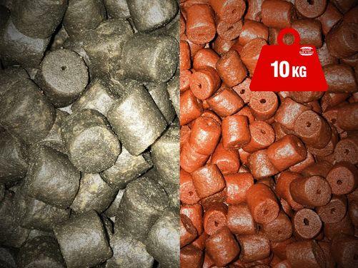 Pre-Drilled Pellets - 10kg