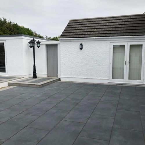 Galaxy Ash Porcelain Paving