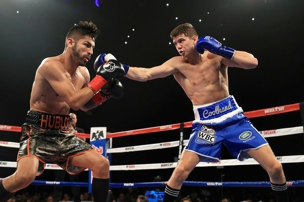 'Coolhand' must keep a cool head in Mendy rematch