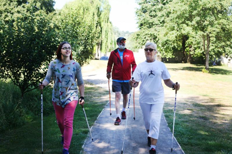 Nordic Walking Wiltshire, Nordic Walking South West, Nordic Walking Personal Training